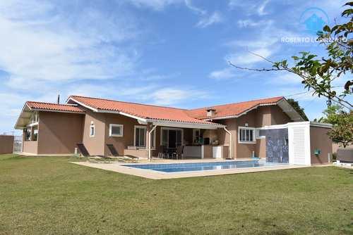 Casa de Condomínio, código 1825 em Peruíbe, bairro Condomínio Bougainvillée