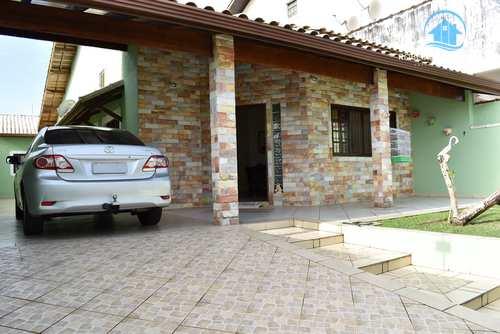 Casa, código 1834 em Peruíbe, bairro Três Marias