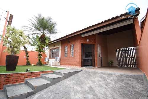 Casa, código 1856 em Peruíbe, bairro Oásis
