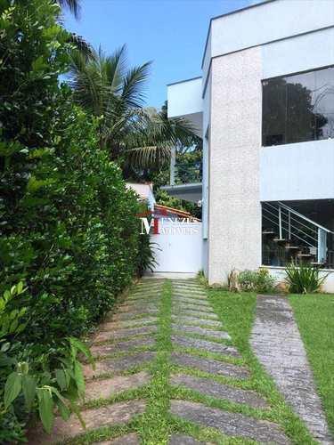 Casa de Condomínio, código 798 em Bertioga, bairro Guaratuba Costa do Sol