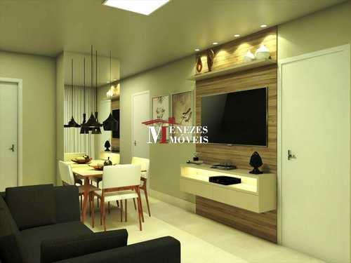 Apartamento, código 782 em Bertioga, bairro Centro