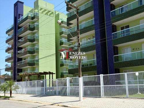 Apartamento, código 669 em Bertioga, bairro Centro