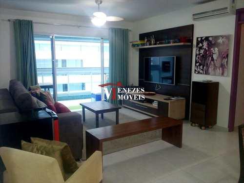 Apartamento, código 648 em Bertioga, bairro Riviera de São Lourenço