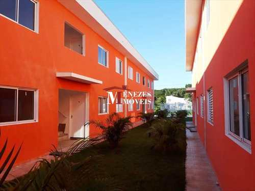 Casa de Condomínio, código 614 em Bertioga, bairro Boracéia