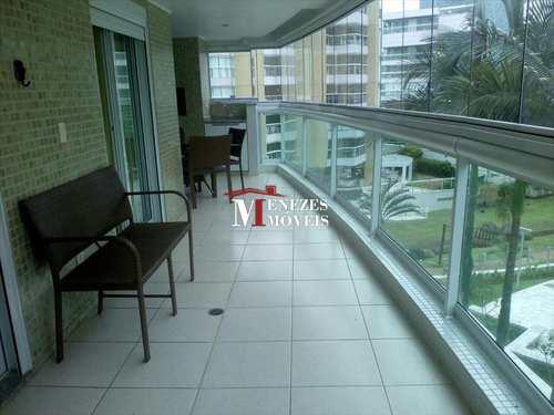Apartamento, código 594 em Bertioga, bairro Riviera de São Lourenço
