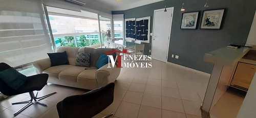 Apartamento, código 444 em Bertioga, bairro Riviera de São Lourenço