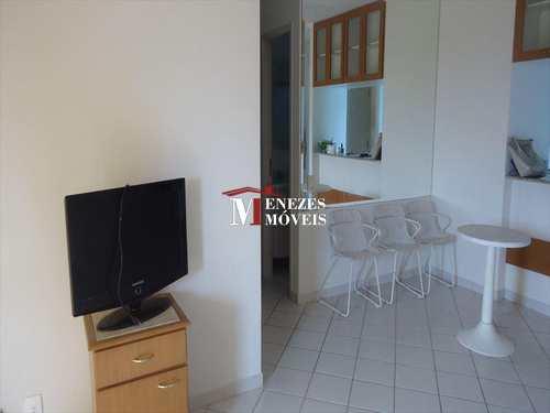 Apartamento, código 375 em Bertioga, bairro Centro