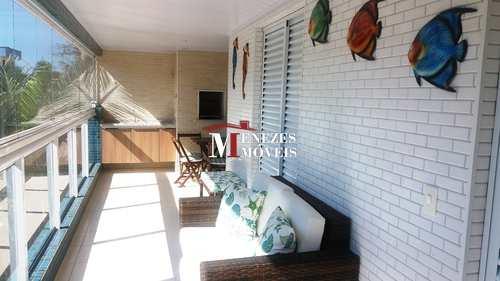 Apartamento, código 272 em Bertioga, bairro Centro