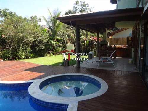 Casa de Condomínio, código 212 em Bertioga, bairro Guaratuba Costa do Sol
