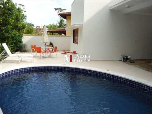Casa de Condomínio, código 206 em Bertioga, bairro Guaratuba Costa do Sol