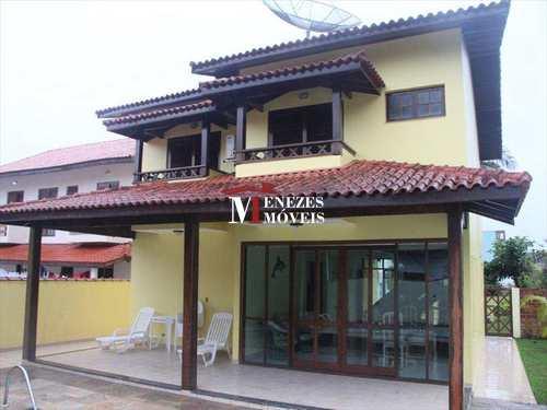 Casa de Condomínio, código 197 em Bertioga, bairro Bougainville