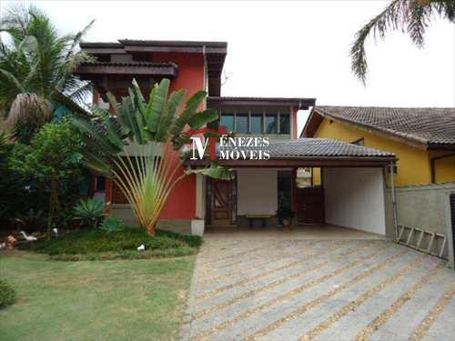 Casa de Condomínio, código 192 em Bertioga, bairro Bougainville