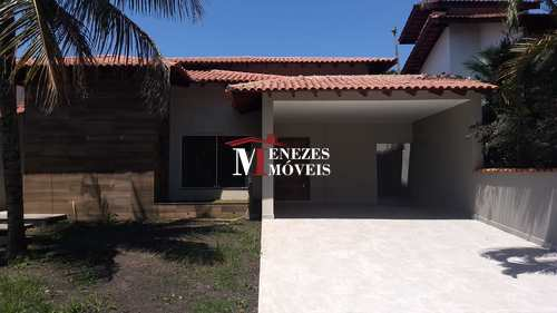 Casa de Condomínio, código 173 em Bertioga, bairro Bougainville