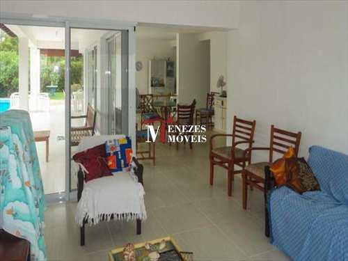Casa de Condomínio, código 160 em Bertioga, bairro Guaratuba Costa do Sol
