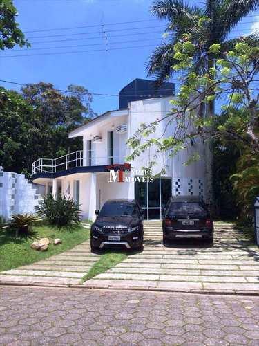 Casa de Condomínio, código 127 em Bertioga, bairro Hanga Roa