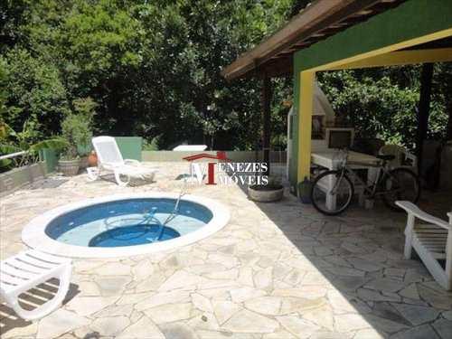 Casa de Condomínio, código 119 em Bertioga, bairro Guaratuba Costa do Sol