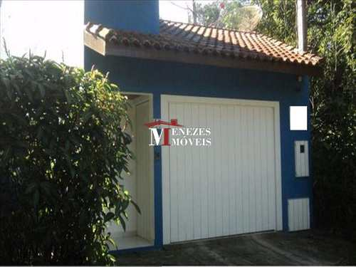 Casa de Condomínio, código 102 em Bertioga, bairro Guaratuba Costa do Sol
