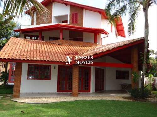 Casa de Condomínio, código 103 em Bertioga, bairro Guaratuba Costa do Sol