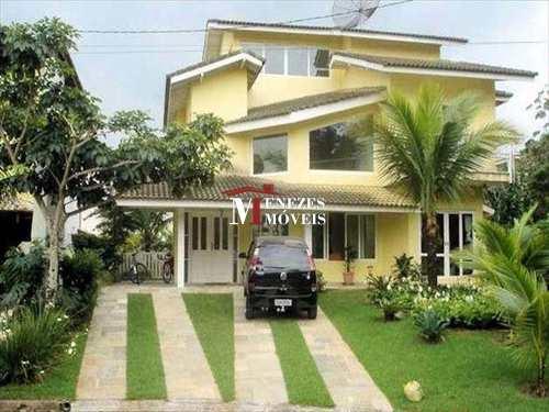 Casa de Condomínio, código 64 em Bertioga, bairro Hanga Roa