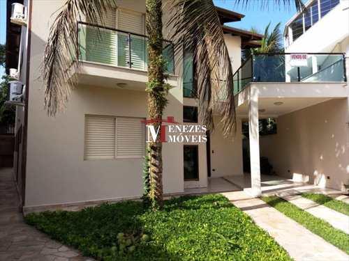 Casa de Condomínio, código 42 em Bertioga, bairro Guaratuba Costa do Sol