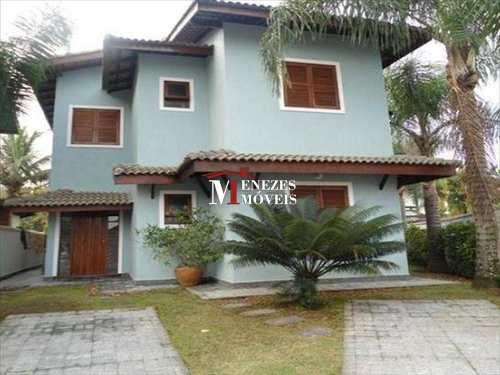 Casa de Condomínio, código 41 em Bertioga, bairro Guaratuba Costa do Sol