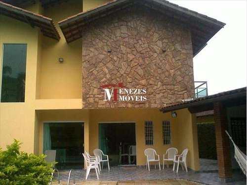 Casa de Condomínio, código 17 em Bertioga, bairro Guaratuba Costa do Sol