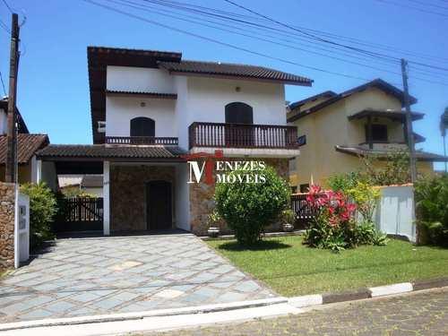 Casa de Condomínio, código 962 em Bertioga, bairro Centro
