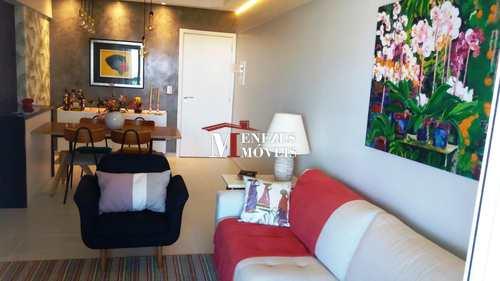 Apartamento, código 997 em Bertioga, bairro Maitinga
