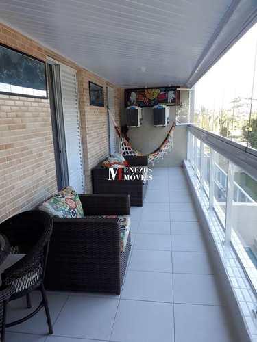 Apartamento, código 1201 em Bertioga, bairro Indaiá