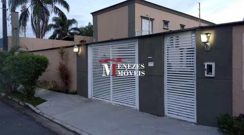 Casa de Condomínio, código 1238 em Bertioga, bairro Centro