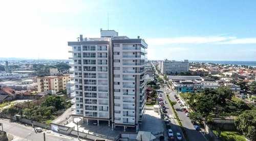 Apartamento, código 130 em Peruíbe, bairro Centro