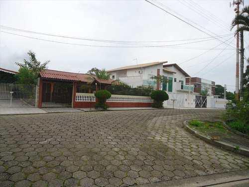 Casa, código 127 em Peruíbe, bairro Balneário Stella Maris