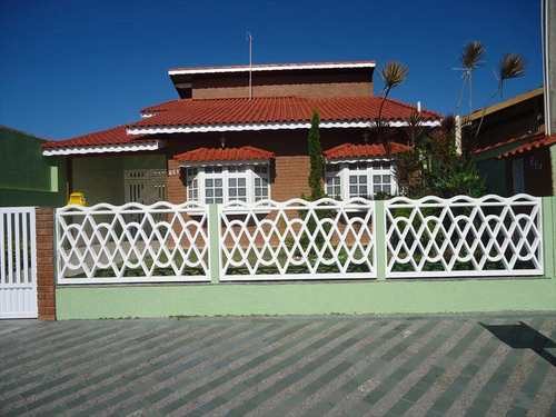 Casa, código 114 em Peruíbe, bairro Balneário Oásis