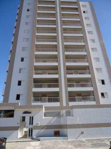 Apartamento, código 108 em Peruíbe, bairro Centro