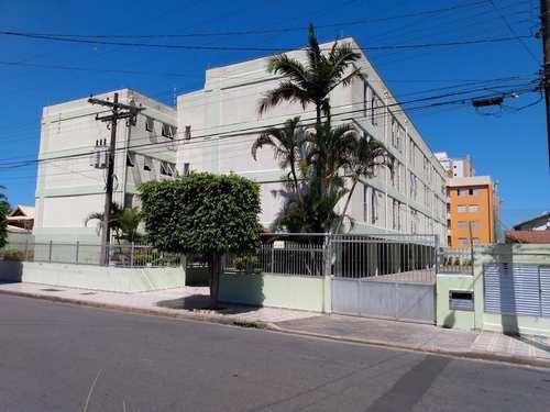 Apartamento, código 151 em Peruíbe, bairro Centro