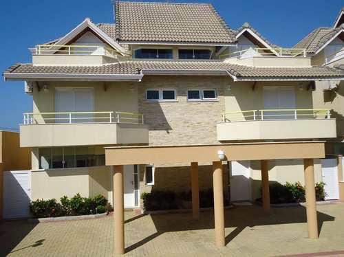 Casa de Condomínio, código 152 em Peruíbe, bairro Balneário Nova Peruíbe