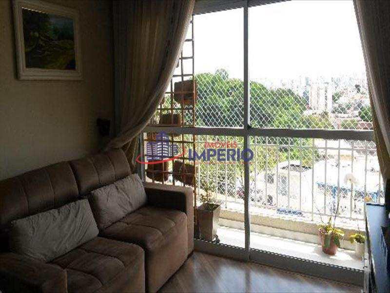 Apartamento em São Paulo, no bairro Vila Isolina Mazzei