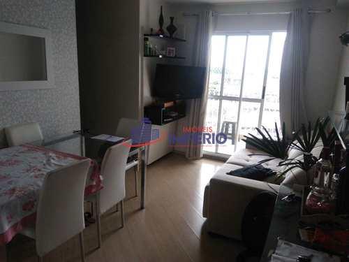 Apartamento, código 2925 em Guarulhos, bairro Vila São João