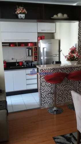 Apartamento, código 2961 em Guarulhos, bairro Gopoúva