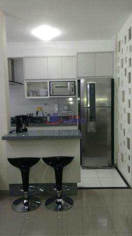 Apartamento, código 3015 em Guarulhos, bairro Jardim Flor da Montanha