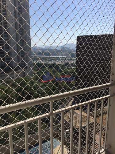 Apartamento, código 3177 em Guarulhos, bairro Jardim Flor da Montanha