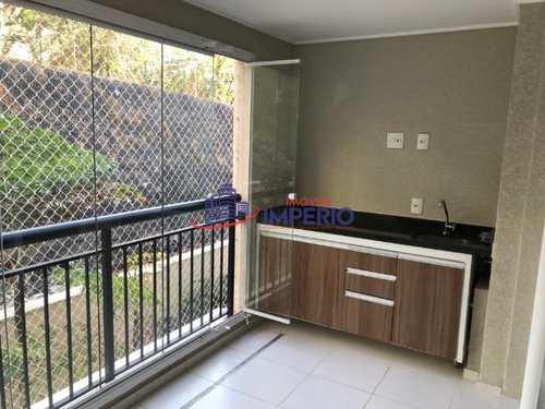 Apartamento, código 3314 em São Paulo, bairro Jardim Leonor Mendes de Barros
