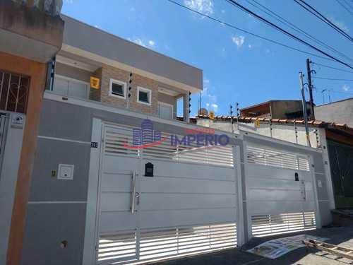 Sobrado, código 3506 em Guarulhos, bairro Jardim Bela Vista