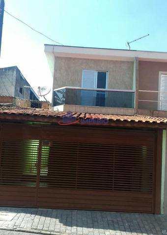Sobrado, código 3792 em Guarulhos, bairro Jardim Ema