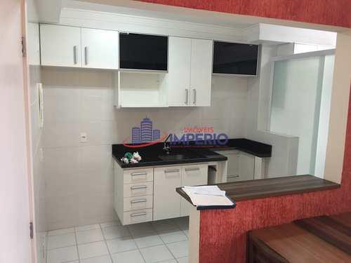 Apartamento, código 3858 em Guarulhos, bairro Lago dos Patos