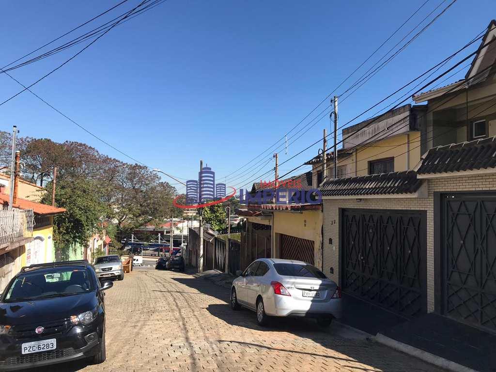 Sobrado em Guarulhos, no bairro Vila Augusta