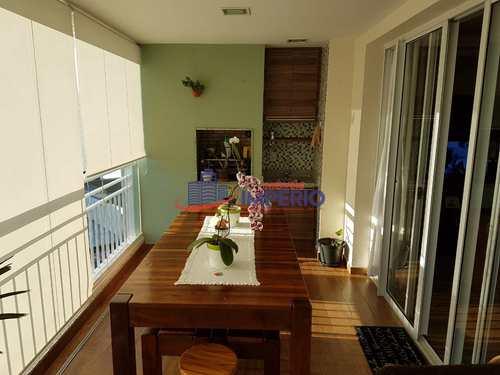 Apartamento, código 4391 em Guarulhos, bairro Centro