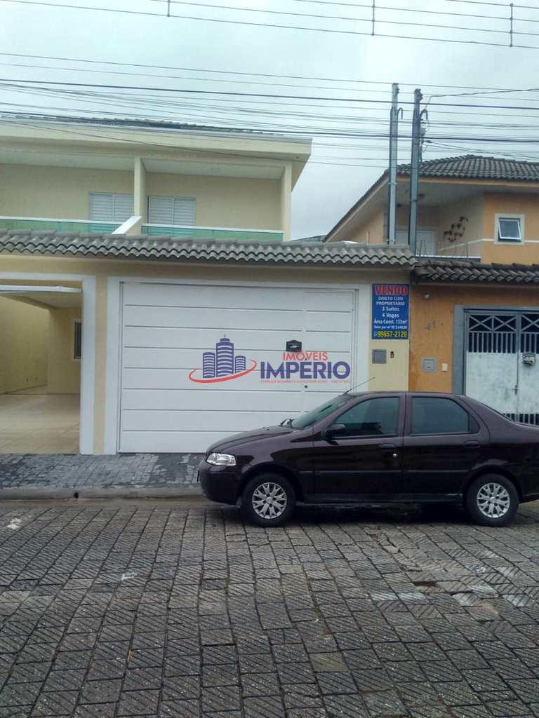 Sobrado em Guarulhos, no bairro Macedo
