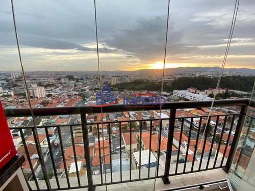 Apartamento, código 4994 em Guarulhos, bairro Vila Augusta