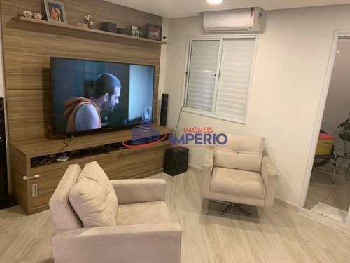 Apartamento, código 5128 em Guarulhos, bairro Centro